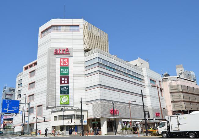 アトレ目黒 様 | 導入事例 | オプテックス株式会社 OPTEX